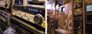 The Tape Op Room